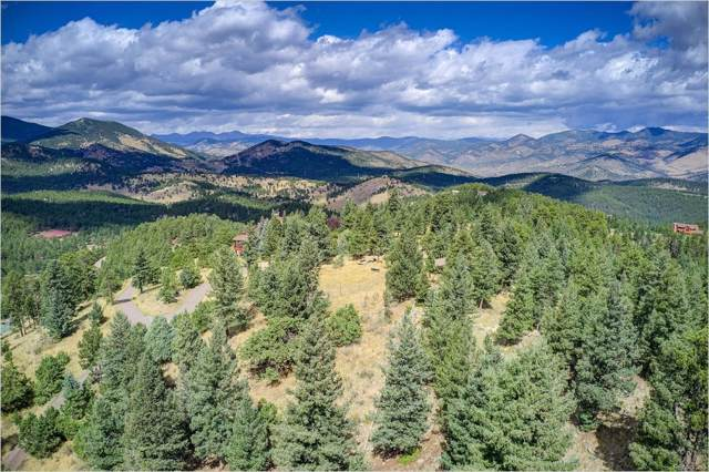 970 Soda Creek Road, Evergreen, CO 80439 (#9767214) :: The HomeSmiths Team - Keller Williams