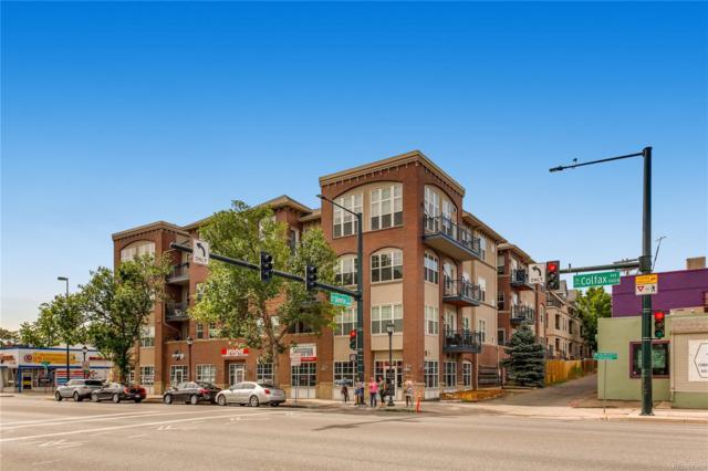 1489 Steele Street #106, Denver, CO 80206 (#9767790) :: The Galo Garrido Group