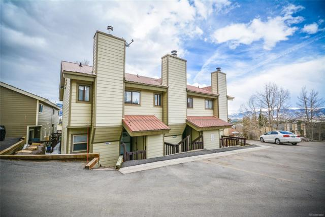 6960 Ryan Gulch Road #6960, Silverthorne, CO 80498 (#9767928) :: The Dixon Group