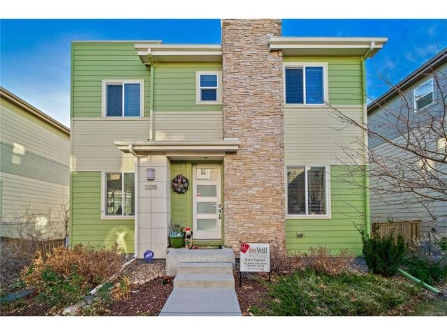 3335 Cranston Circle, Highlands Ranch, CO 80126 (#9768104) :: The Dixon Group