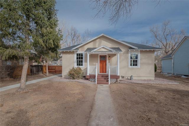 225 Custer Avenue, Colorado Springs, CO 80903 (#9768667) :: The Peak Properties Group
