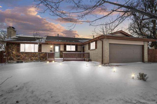 12811 E Nevada Circle, Aurora, CO 80012 (MLS #9768682) :: 8z Real Estate