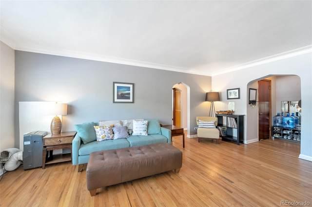 1000 E 8th Avenue #6, Denver, CO 80218 (MLS #9769145) :: Wheelhouse Realty
