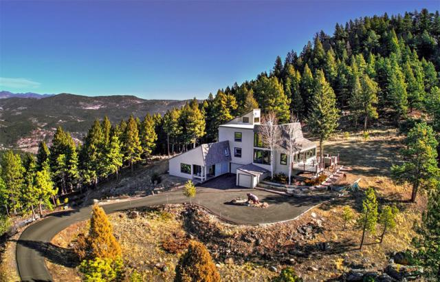 26263 Independence Trail, Evergreen, CO 80439 (MLS #9769886) :: 8z Real Estate