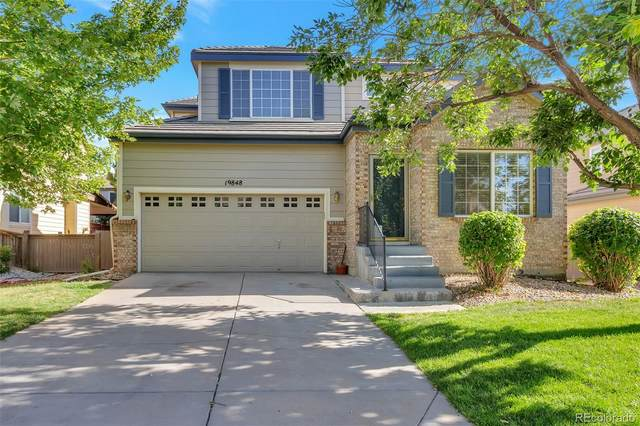 19848 E 58th Place, Aurora, CO 80019 (#9770043) :: The DeGrood Team