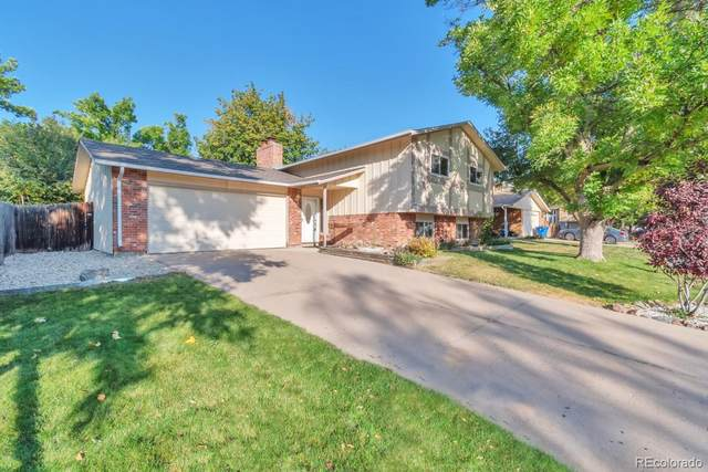 7167 S Pierce Court, Littleton, CO 80128 (#9770797) :: James Crocker Team