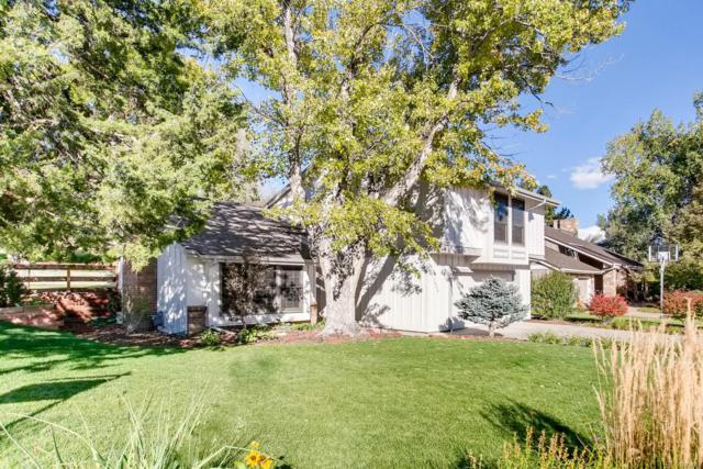 7604 S Trenton Drive, Centennial, CO 80112 (MLS #9770879) :: 8z Real Estate