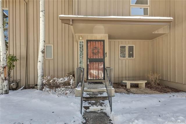 2356 Hiwan Drive #43, Evergreen, CO 80439 (#9770949) :: Berkshire Hathaway Elevated Living Real Estate