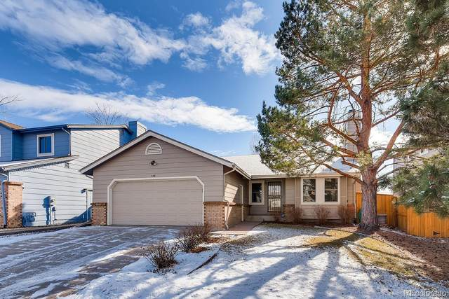 448 Ridgeglen Way, Highlands Ranch, CO 80126 (#9771354) :: The Griffith Home Team