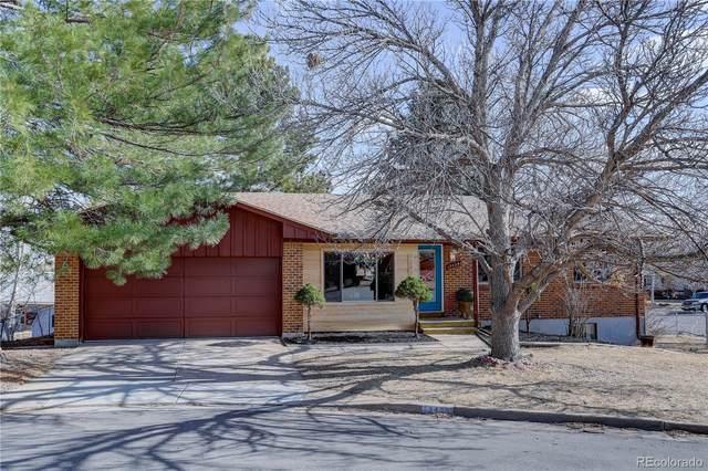 13429 W Warren Avenue, Lakewood, CO 80228 (MLS #9771380) :: 8z Real Estate
