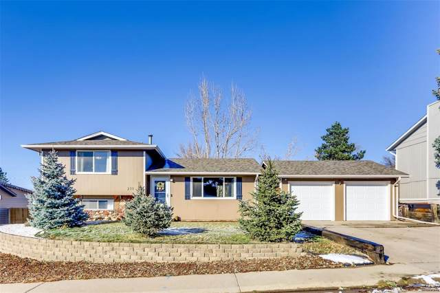 211 Douglas Fir Avenue, Castle Rock, CO 80104 (MLS #9771681) :: 8z Real Estate