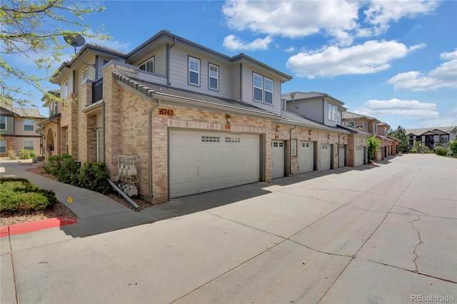 6742 S Winnipeg Circle #106, Aurora, CO 80016 (#9771759) :: Mile High Luxury Real Estate