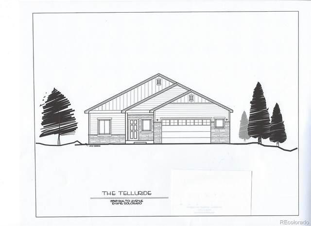 3510 Rialto Avenue, Evans, CO 80620 (MLS #9771818) :: Kittle Real Estate