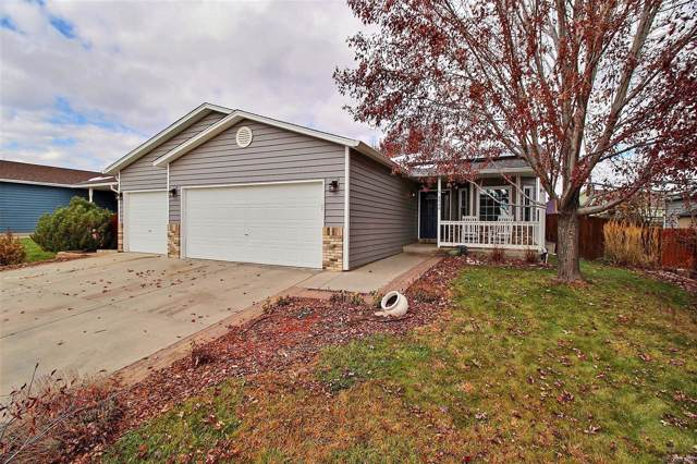 2909 Anchor Drive, Evans, CO 80620 (#9771926) :: HomePopper