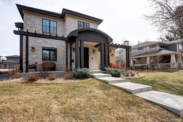 2130 S Cook Street, Denver, CO 80210 (MLS #9771927) :: 8z Real Estate