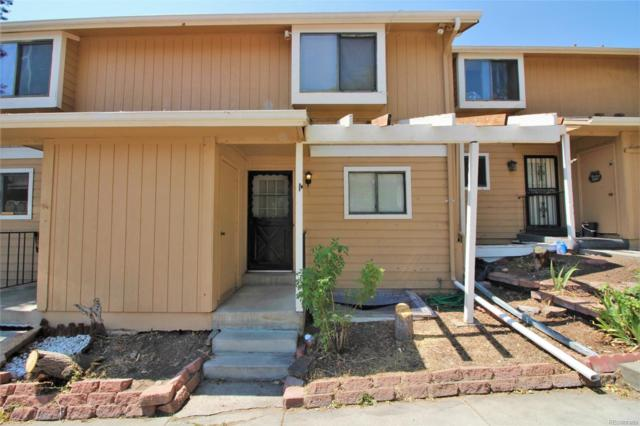 9105 Oberon Road #3, Arvada, CO 80004 (#9772165) :: Wisdom Real Estate