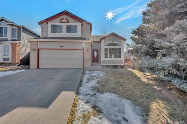 438 Bexley Lane, Highlands Ranch, CO 80126 (#9772523) :: The Griffith Home Team