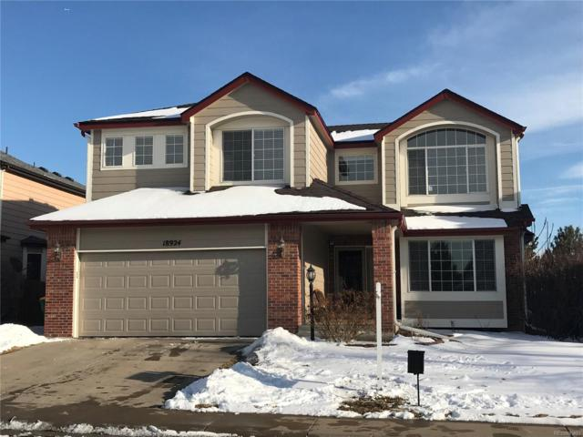 18924 E Berry Drive, Aurora, CO 80015 (#9772701) :: Colorado Home Finder Realty