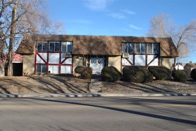 3848 S Lowell Boulevard, Denver, CO 80236 (#9772776) :: The Dixon Group