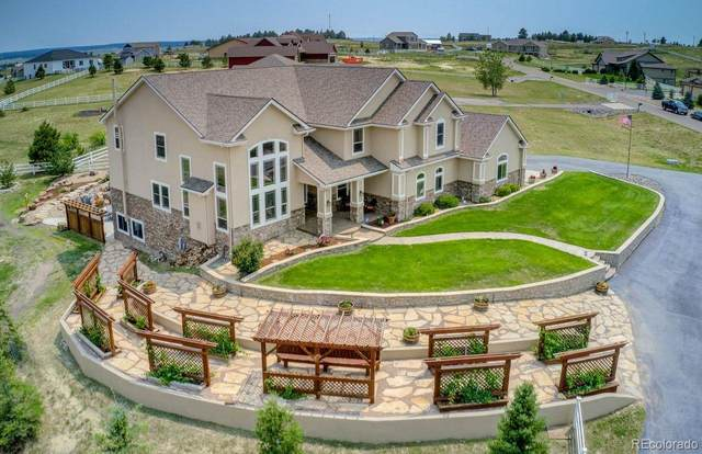 41170 Round Hill Circle, Parker, CO 80138 (#9773208) :: Wisdom Real Estate