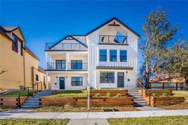 4031 Osage Street, Denver, CO 80211 (#9773822) :: HomePopper