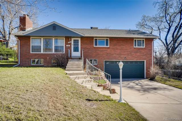 5660 E Flora Place, Denver, CO 80222 (#9773890) :: The Harling Team @ HomeSmart
