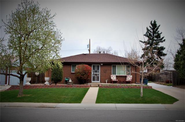 3070 Billings Street, Aurora, CO 80011 (#9773918) :: The Peak Properties Group