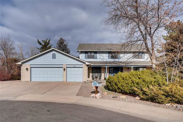 7851 S Upham Street, Littleton, CO 80128 (#9773973) :: The DeGrood Team