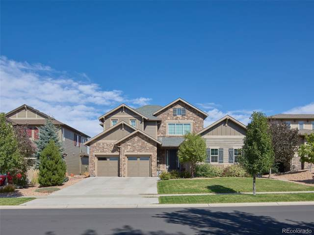 25569 E Dry Creek Drive, Aurora, CO 80016 (#9774070) :: The Peak Properties Group