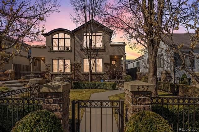 457 Jackson Street, Denver, CO 80206 (#9774732) :: Re/Max Structure