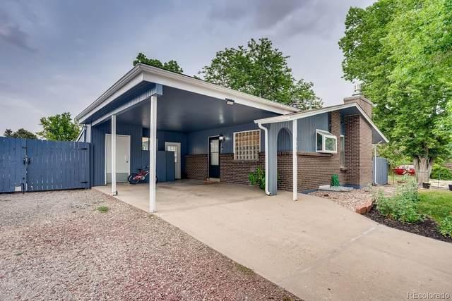 1170 Norfolk Street, Aurora, CO 80011 (#9774735) :: Re/Max Structure