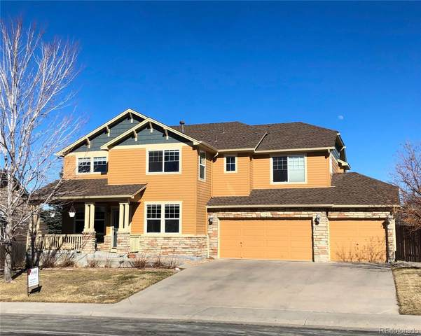 3792 S Orleans Street, Aurora, CO 80013 (#9775013) :: The Brokerage Group