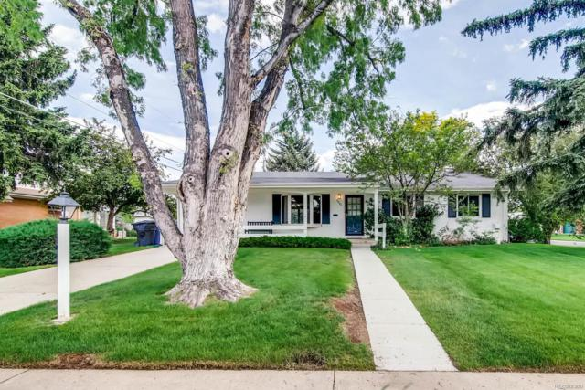 5442 E Tennessee Avenue, Denver, CO 80246 (#9775576) :: Sellstate Realty Pros