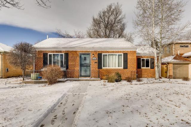 1371 Holly Street, Denver, CO 80220 (#9776019) :: The Griffith Home Team