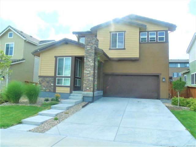 10863 Touchstone Loop, Parker, CO 80134 (#9776360) :: The HomeSmiths Team - Keller Williams