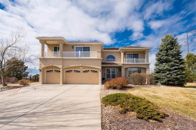 6429 S Ouray Way, Aurora, CO 80016 (#9776411) :: Bring Home Denver with Keller Williams Downtown Realty LLC