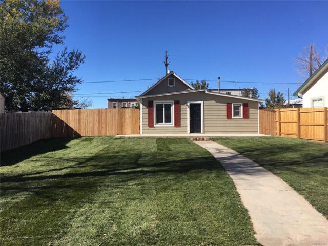 35 S Ash Street, Keenesburg, CO 80643 (#9776667) :: The Peak Properties Group