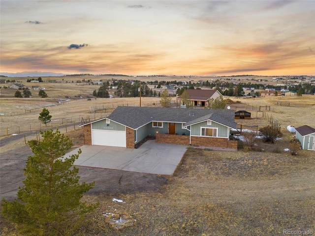 34975 Morgan Trail, Elizabeth, CO 80107 (#9777407) :: HomeSmart