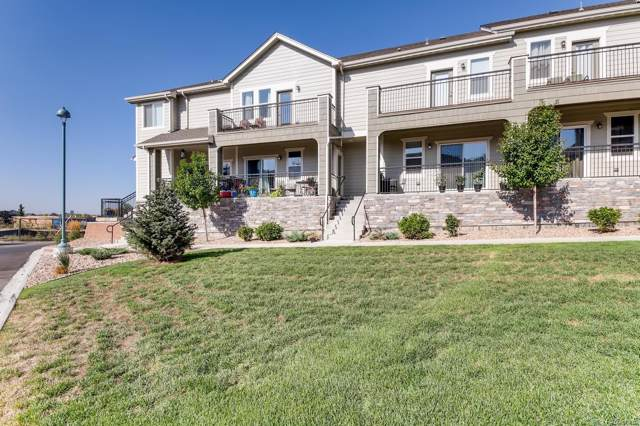 11250 Florence Street 17F, Henderson, CO 80640 (#9777701) :: James Crocker Team