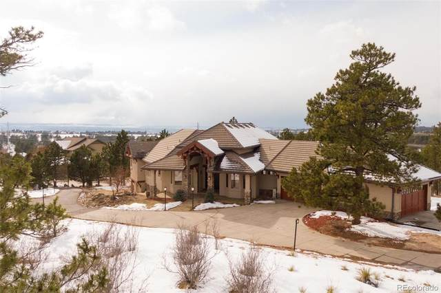 11592 Bell Cross Circle, Parker, CO 80138 (#9778212) :: The Harling Team @ HomeSmart