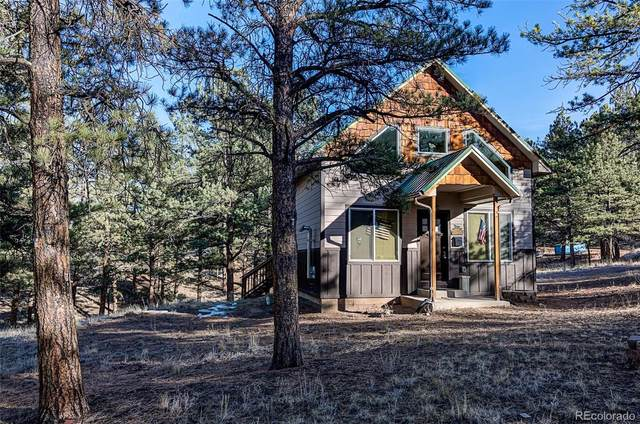 39 Miller Drive, Florissant, CO 80816 (MLS #9778274) :: 8z Real Estate