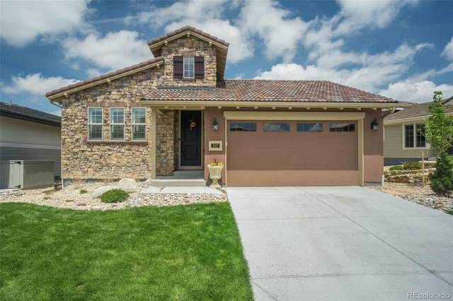 847 Woodgate Drive, Highlands Ranch, CO 80126 (#9778389) :: Colorado Home Finder Realty