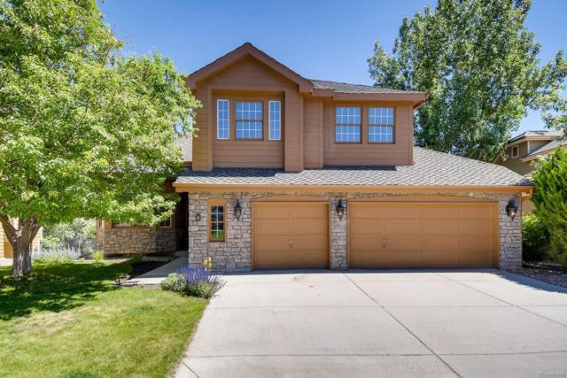 6 Yellow Flax, Littleton, CO 80127 (MLS #9778649) :: 8z Real Estate