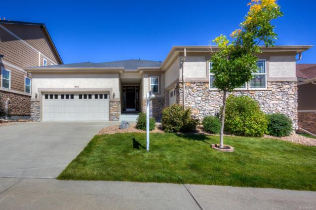 597 Scottish Place, Castle Rock, CO 80104 (MLS #9778731) :: 8z Real Estate