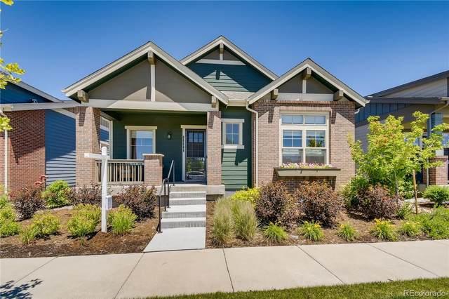 10379 E 25th Drive, Aurora, CO 80010 (#9778894) :: Peak Properties Group