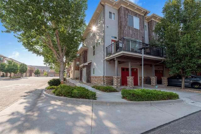 9300 E Florida Avenue #1408, Denver, CO 80247 (MLS #9779002) :: Stephanie Kolesar