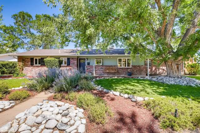 329 W Caley Drive, Littleton, CO 80120 (MLS #9779569) :: 8z Real Estate