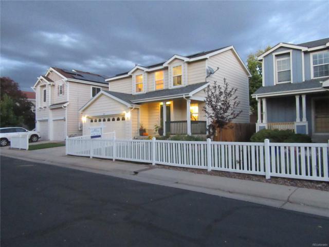 1256 S Chester Court, Denver, CO 80247 (MLS #9780058) :: 8z Real Estate