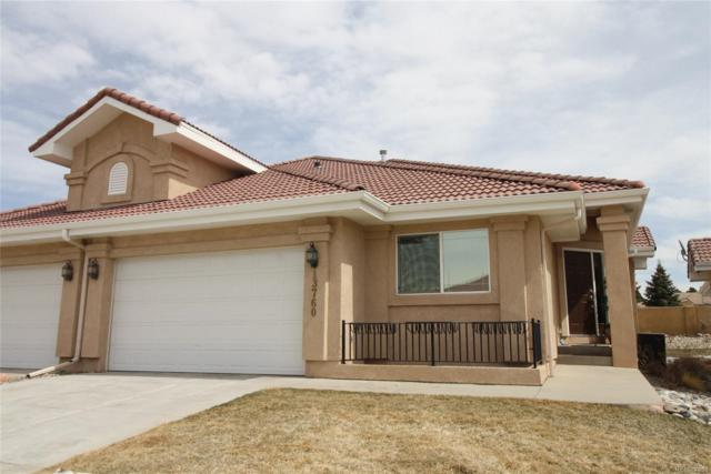 13760 Paradise Villas Grove, Colorado Springs, CO 80921 (#9780164) :: Venterra Real Estate LLC