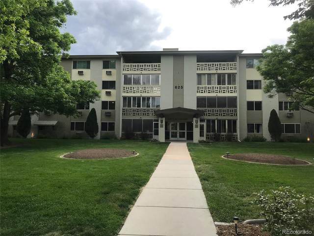 625 S Alton Way 5B, Denver, CO 80247 (#9780392) :: HomeSmart Realty Group
